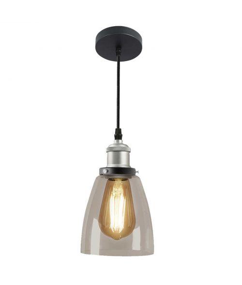 LED Vintage Dimmable Single Pendant Light