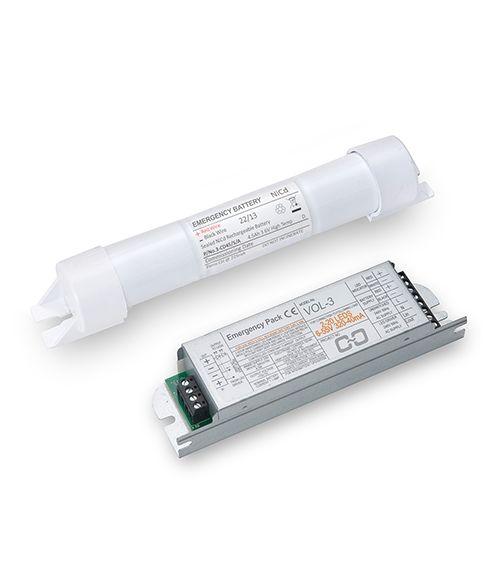 Emergency Pack for LED T5 tubes