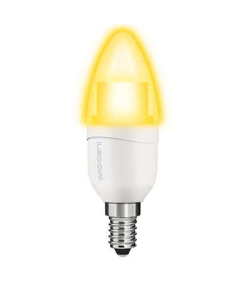 Ledon LED Candle 6W E14 B25/C 400lumen Dimmable