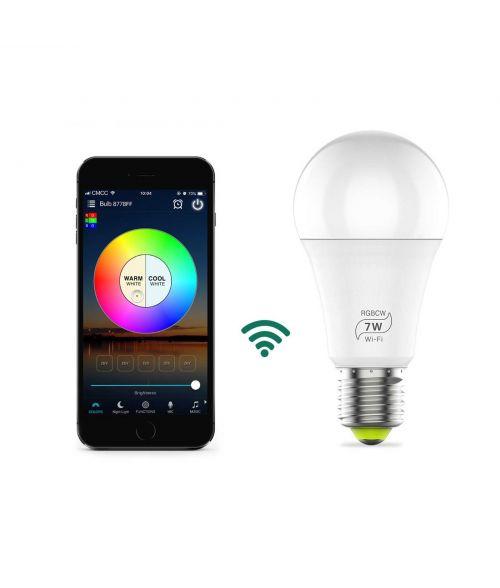 Smart Spectrum LED Bulb 7 Watt