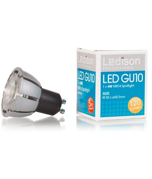 Ledison LED Spot 5W 350lm Non Dimmable