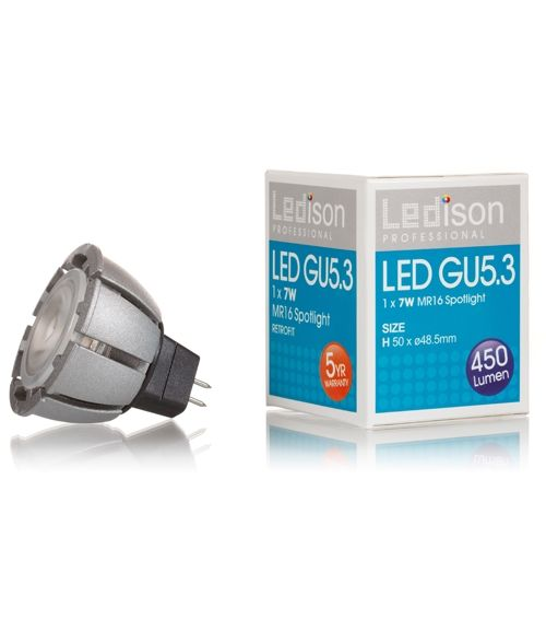 Ledison LED Spot 7W 450lm
