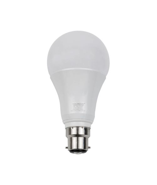 Ledison Globe LED Bulb - 8W, B22, Warm White, 2700K, Dimmable