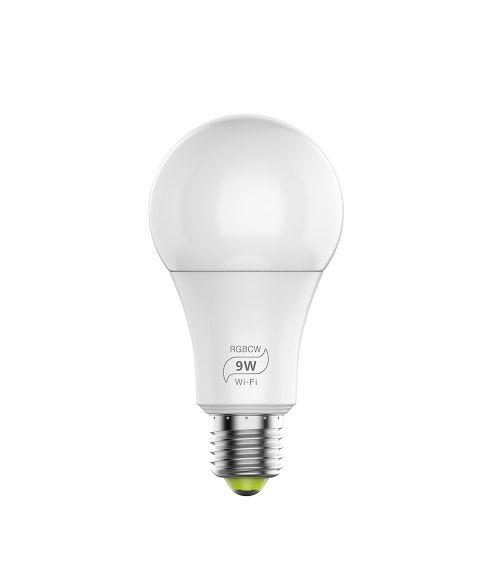 Smart Spectrum LED Bulb 9 Watt E27. Alexa & Google Assist
