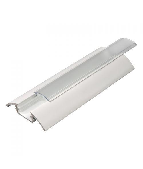 Aluminium Profile - ARC. Wide Extrusion Channel
