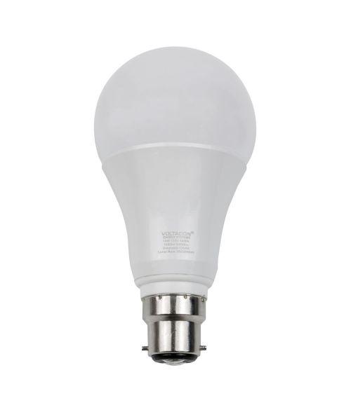 Ledison Globe LED Bulb - 14W, B22, Warm White, 2700K, Dimmable