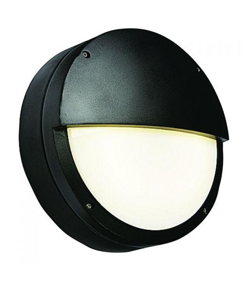 LED NOVA Half-Moon Bulkhead 18W. Standard/Emergency/Sensor
