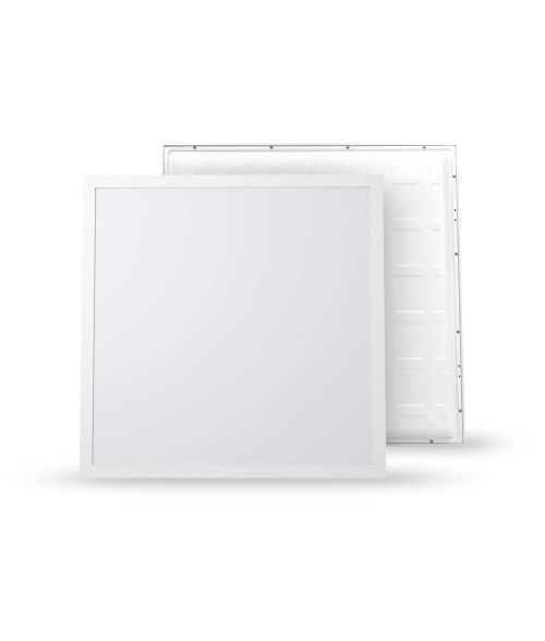 LED Backlit Panel LIght (TPa) Fire Rated 50W 1200x600. Standard Dimmable Emergency