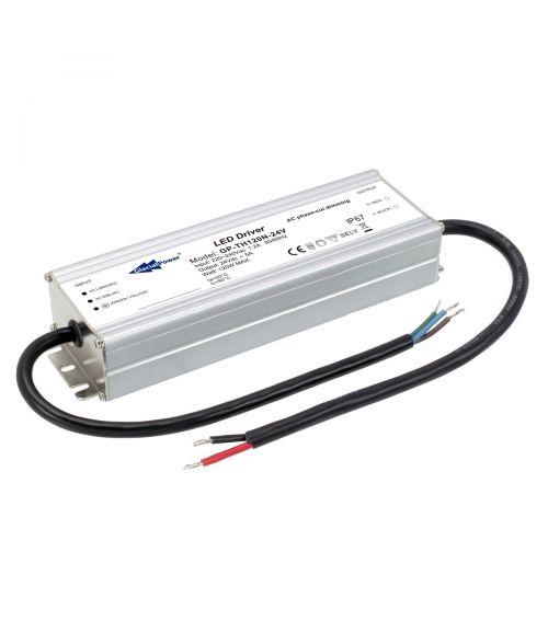 Glacial LED Driver 24V 120 Watt. Constant Voltage