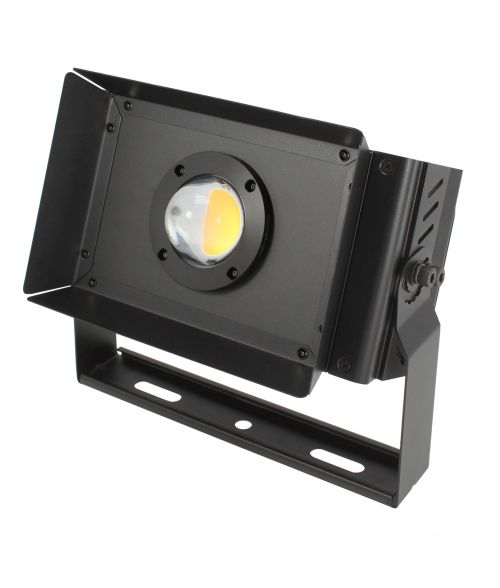 LED Flood Light 96W IP66 (black)