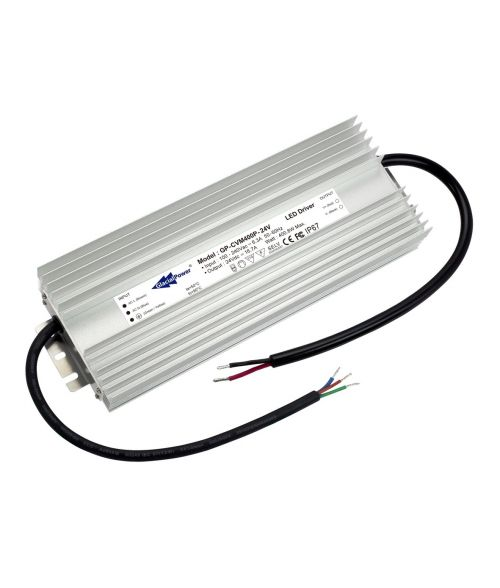 Glacial LED Driver 24V 400Watt. Constant Voltage