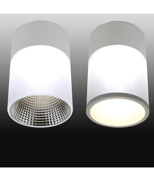 LED Feature Downlight 35Watt. Optional Colour Ring