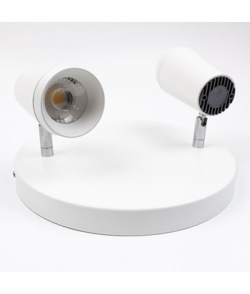 LED Spot Light Vitrina 20W Round