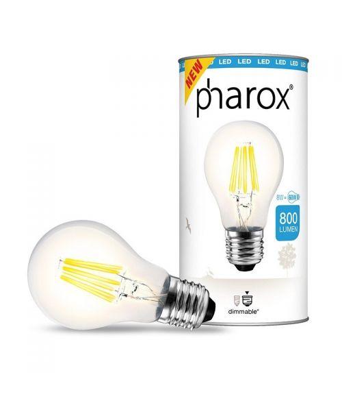 LED Filament Bulb Pharox E27 8W 800LM