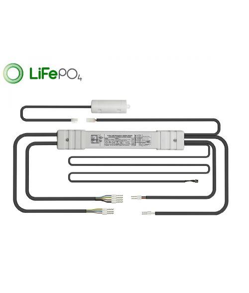 Liteplan Emergency, remote installations - LiFePO4 Battery
