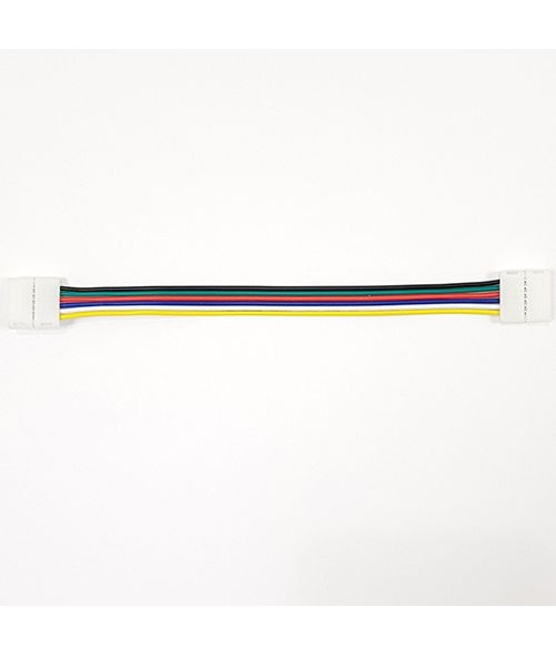 12mm RGB+CCT 6 Pin PCB To PCB Wire Connector LED Strip Quick Connection RGB+CCT