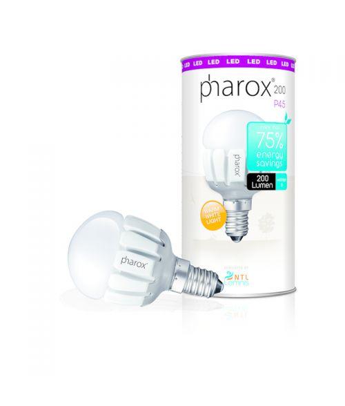 Pharox 4W, E14 Golf (P45) LED bulb