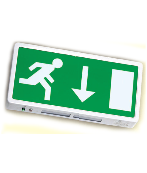 Aries LED Emergency Exit Sign
