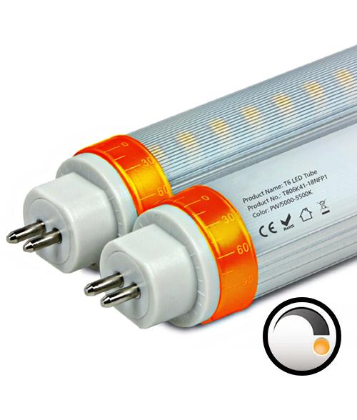 Ledison T5 LED Tube Dimmable 60cm (563mm), 10W