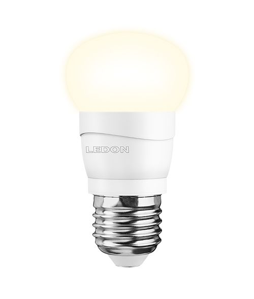 LEDON LED golf ball lamp P45 5W E27 Non-Dimmable