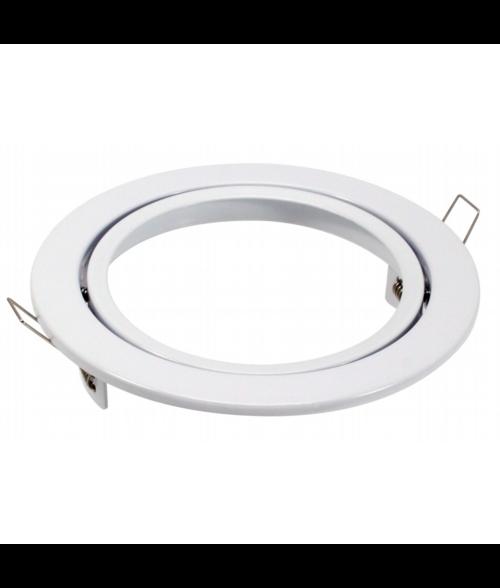 Gimbal housing for AR111 LED Lamps (Circular)