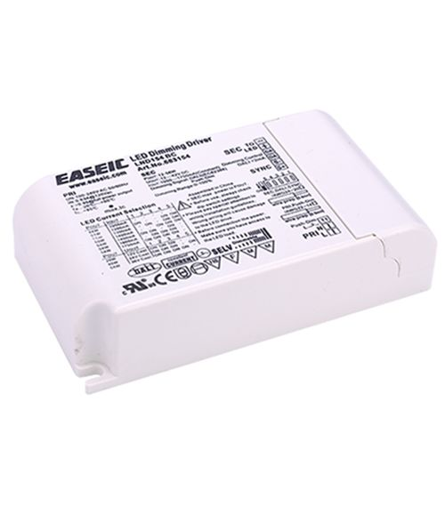 EASEIC LED Driver 54W Multilevel DALI Dimmable. LND154AC