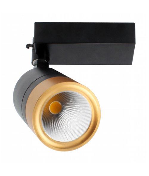 LED Track Light 30Watt in Black