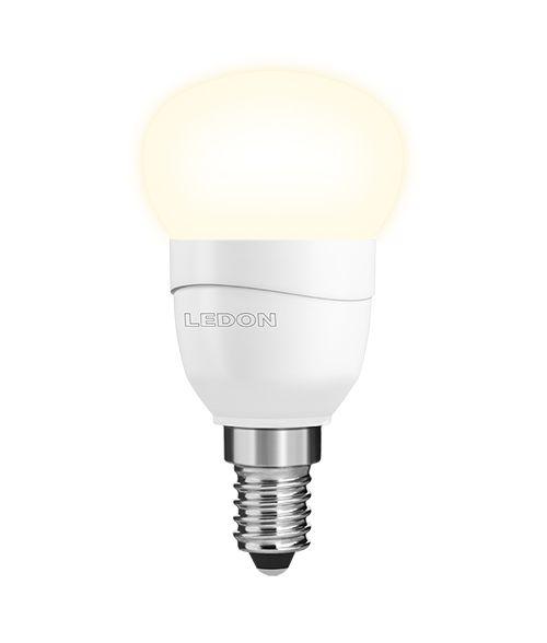 LED Small Globe 5W E14 P45-Shape Dimmable