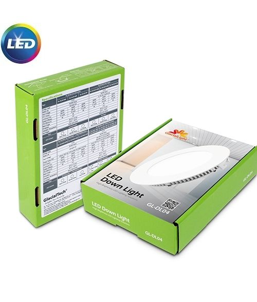 LED Recessed Ceiling Light 8Watt. Downlight