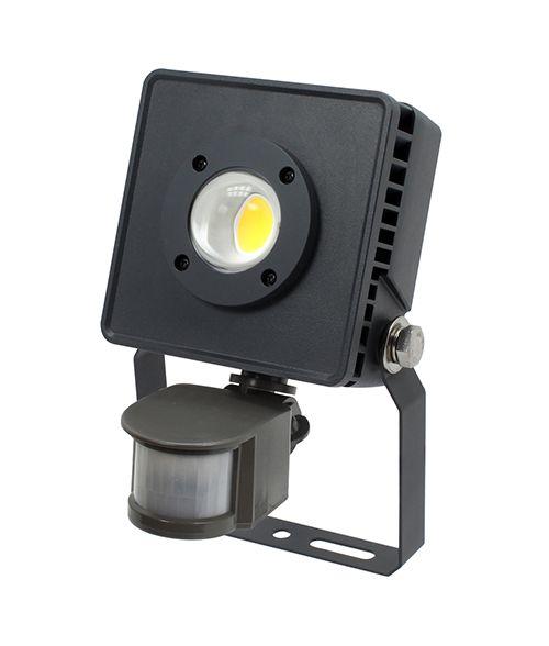 LED Flood Light 15W IP54. Sensor