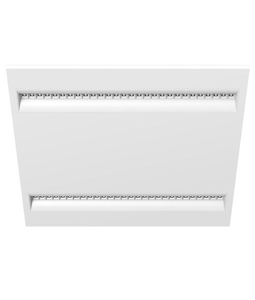 Viston LED Panel 35W 600x600. Recessed Ceiling