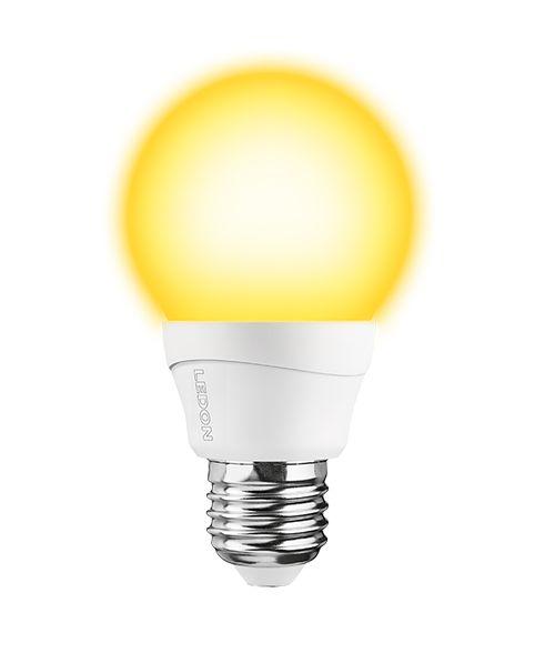 LEDON LED Lamp A60 7W E27 CANDLELIGHT