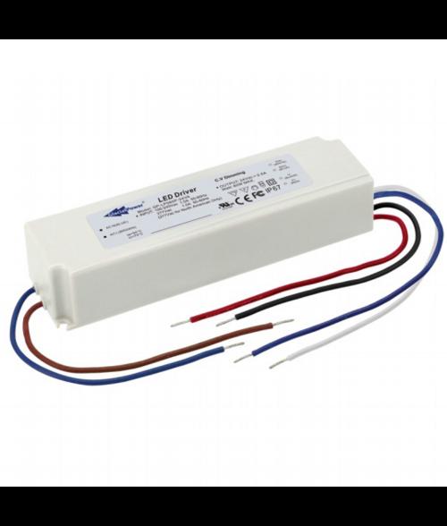 GLACIAL 60Watt Power Supply LED Strip Lights. 24V