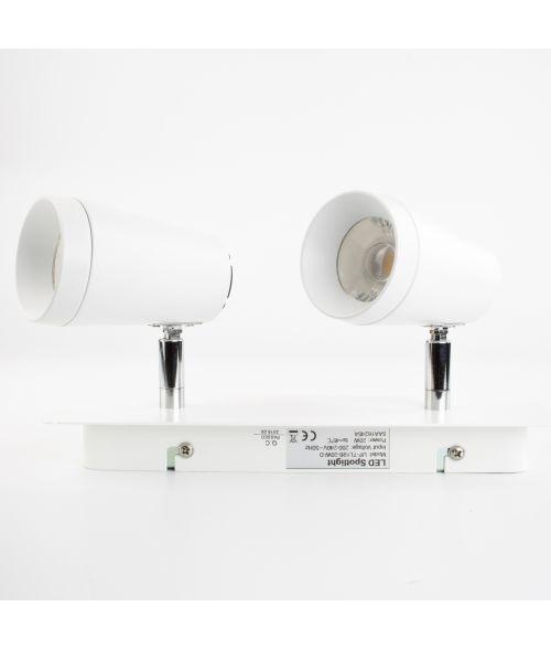 LED Spot Light Vitrina 20W - Rectangular