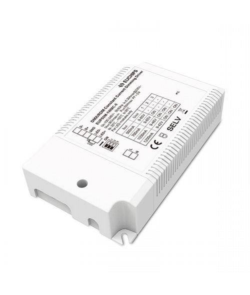 EUCHIPS 50Watt DMX dimmable LED driver