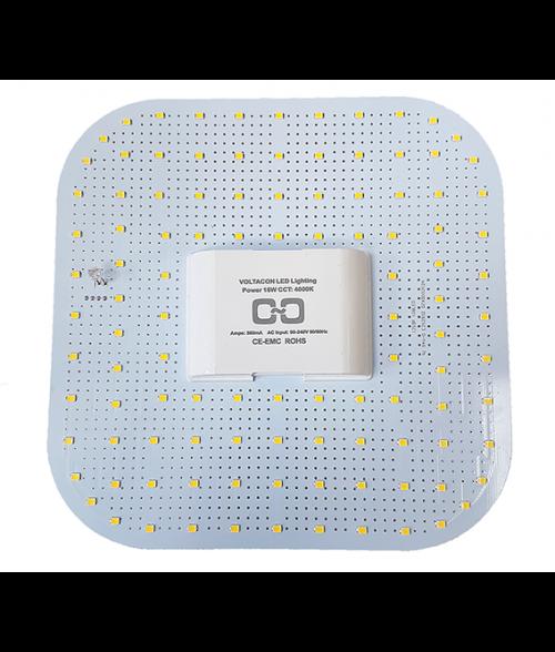 LED 2D Lamp 12wat replaces 28W CFL
