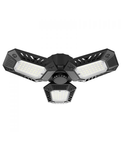 Deformable LED Light 60Watt E27 Base Ultra Bright